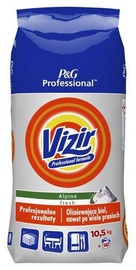Vizir Professional Regular Alpine Fresh Washing Powder 10.5kg