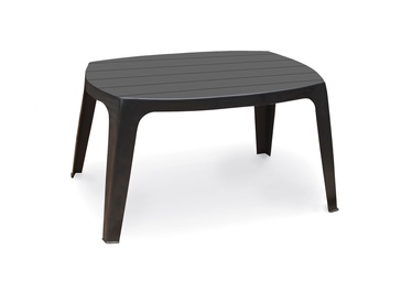 Садовый стол Progarden Kai 09051, серый, 76 x 50 x 43 см