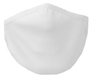 Protect Pyme Antiviral Mask White M