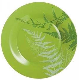 Luminarc Filicaria Dinner Plate D25cm Green