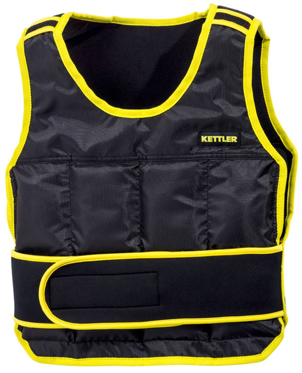 Kettler Weighted Vest Basic Black