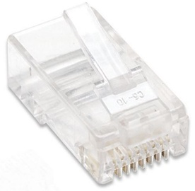 Intellinet Modular Plugs RJ45 Cat 5e UTP 100pcs