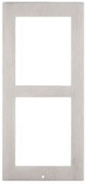 2N Frame For Installation In To The Wall2 Module 9155022 Nickel