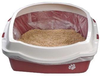 Europet Bernina Easy-Cat Eco Litter Bag 10pcs
