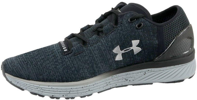 Under Armour Charged Bandit 3 1295725-008 Mens 42 Dark Grey
