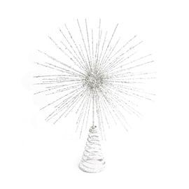 Kuusetipp Christmas Touch MC18B-162955 White, 240 mm, 1 tk