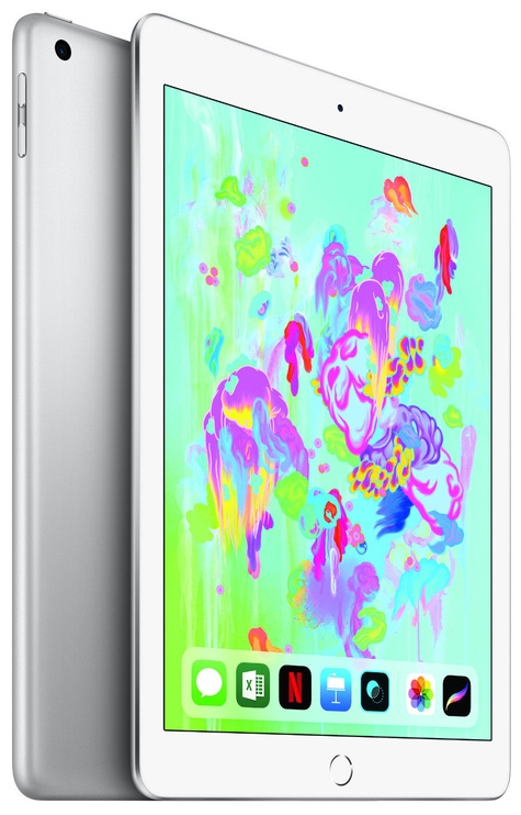 Apple iPad 6th Gen 9.7 Wi-Fi+4G 128GB Silver