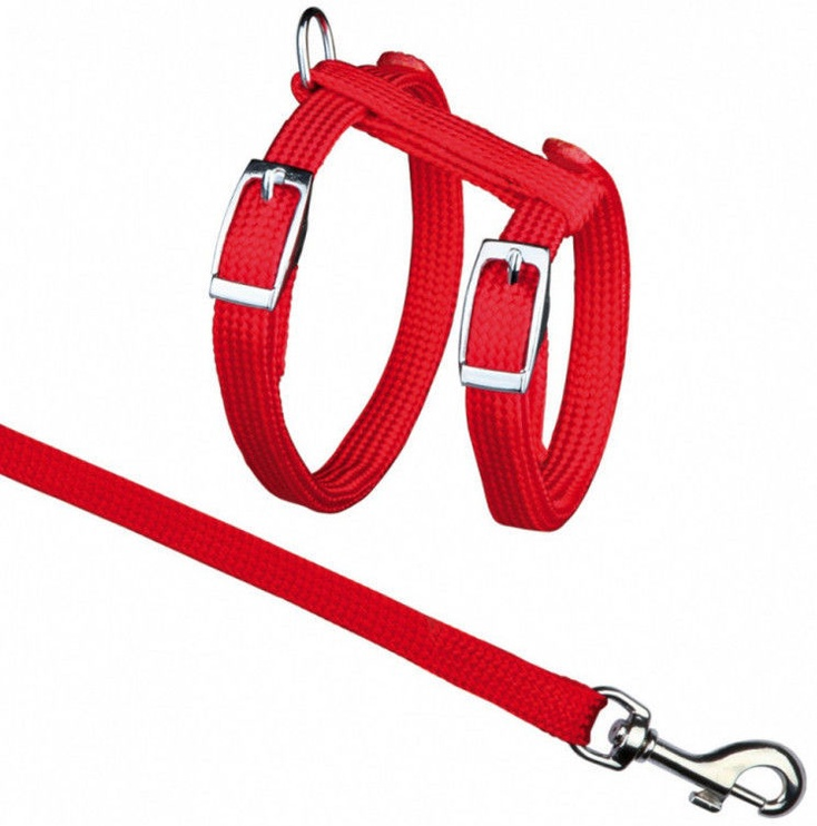 Trixie Cat Harness With Leash 4185