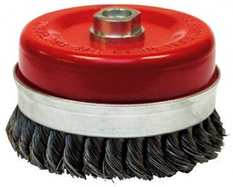 Leman Cup Brush With Twisted Steel Wire M14 65mm