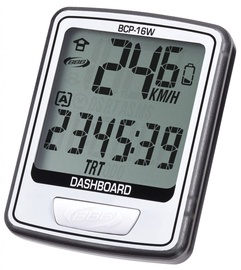 BBB Cycling BCP-16W DashBoard Wireless 12