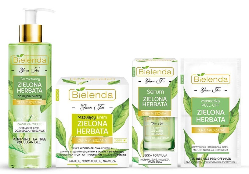 Bielenda Green Tea Hydrolate 3 In 1 200ml