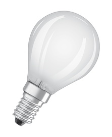 LAMP LED P45 4W E14 4000K 470LM MATT