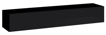 ТВ стол ASM Switch RTV 1 Black, 1800x400x300 мм