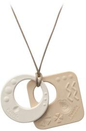 Прорезыватель Mochi Double Pendant Necklace Jewelry MB023