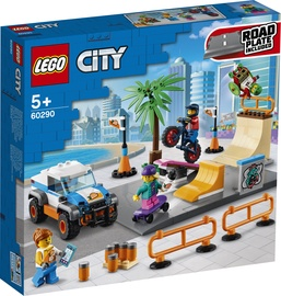 KONSTRUKTORID LEGO CITY RULAPARK 60290