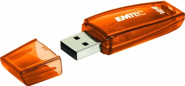 USB флеш-накопитель Emtec C410 Red, USB 2.0, 128 GB