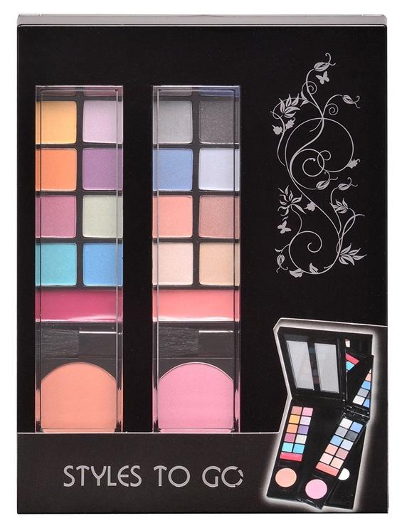 Makeup Trading Schmink Set Styles To Go 16.4g