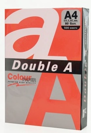 Double A Colour Paper A4 500 Sheets Red