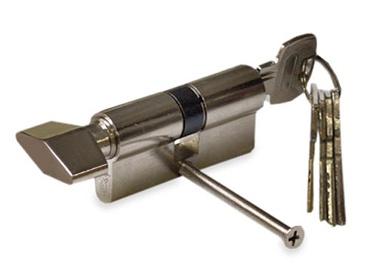 Lukusüdamik Vagner SDH 60mm, kroom