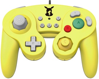 Hori Battle Pad GameCube Style Pikachu Edition