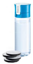 Brita Fill & Go Vital Bottle + 4 MicroDiscs Blue