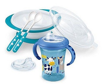 Nuk Learn To Eat Set SL87