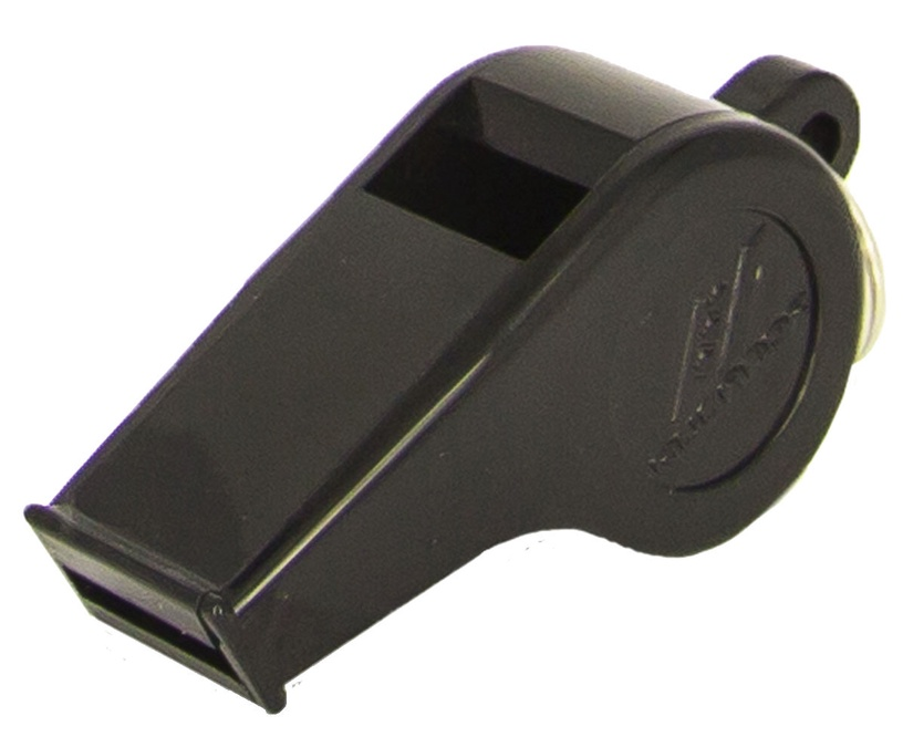 Rucanor lastic Whistle Black 27303