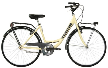 "Jalgratas Coppi Holland City White, 17.5"", 26"""