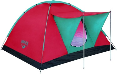 Telk Bestway 68012 Pavillo Range X3 Tent Red