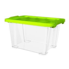 Rotho Evo Box With Lid 15l Green