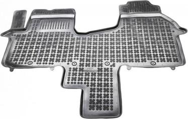 REZAW-PLAST Opel Vivaro II 2014 Front 2-Person Rubber Floor Mats