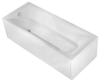 Vento Baltic Bath White 110x70x30cm