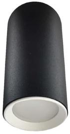 Light Prestige Manacor 13cm Ceiling Lamp 50W GU10 Black/White