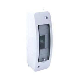 Elektroplast Breaker Box RNT2 N+PE IP42 62x84x198mm White