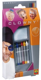 SES Creative Clowny Face Crayons Set 09006