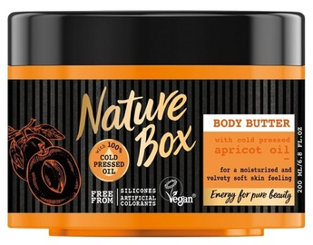 Schwarzkopf Nature Box Apricot Body Butter 200ml