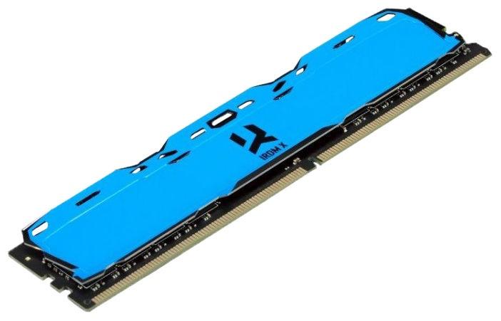 GoodRam IRDM X Blue 16GB 3000MHz CL16 DDR4 DIMM KIT OF 2 IR-XB3000D464L16S/16GDC