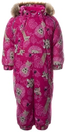 Huppa'21 Keira Winter Overall Pink 31920030-03063 98