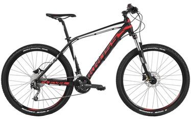 """Jalgratas Kross Level 4.0 XL 29"""" Black Red White Matte 18"""