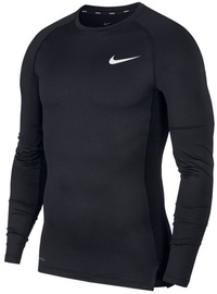 Nike NP Top LS Tight BV5588 010 Black L