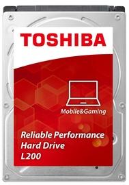 Toshiba L200 500GB 5400RPM SATA II 64MB BULK HDWK105UZSVA
