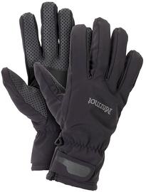 Marmot Gloves Glide Softshell Black M