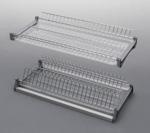 Rejs Kitchen Dish Dryer 564/568x275mm Chrome