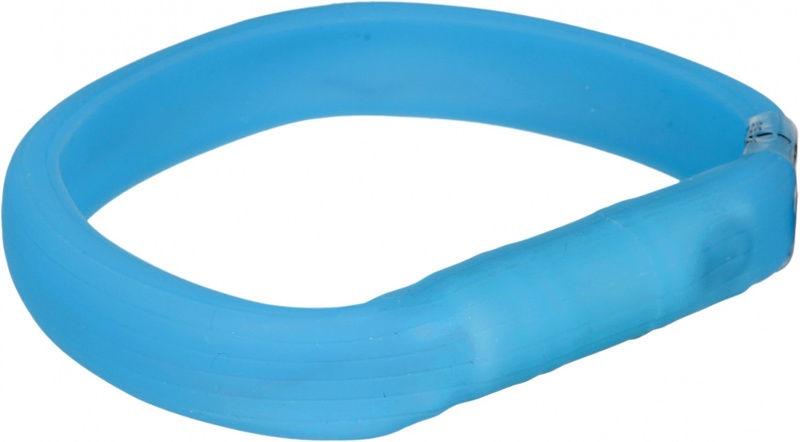 Trixie USB Flash Light Band L/XL Blue