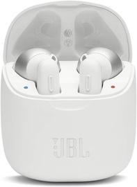 Kõrvaklapid JBL Tune 220TWS White, juhtmevabad