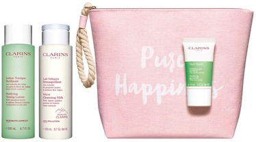 Komplekt Clarins Perfect Cleansing, 415 ml