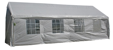 Home4you Party Tent 4x8m White