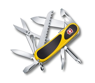 Victorinox Evolution Grip S18 Yellow