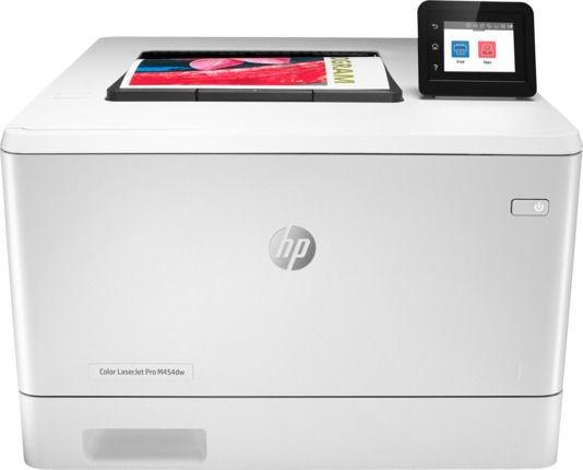 Laserprinter HP Pro M454dw, värviline