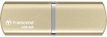 USB флеш-накопитель Transcend Jet Flash 820G Gold, USB 3.0, 64 GB